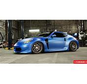 Nissan 350Z Wheels And 370Z Tires 18 19