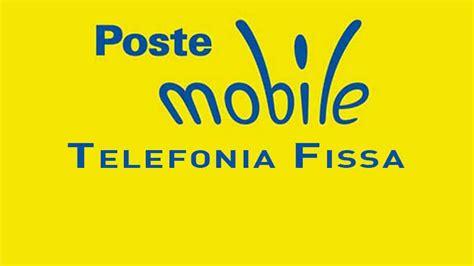 telefonia mobile poste postemobile casa telefonia fissa tariffe e opinioni