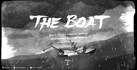 the boat nam le sparknotes the boat awwwards sotd