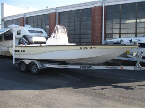 boats for sale pineville nc 2004 21 polar boats ps215 for sale in pineville north