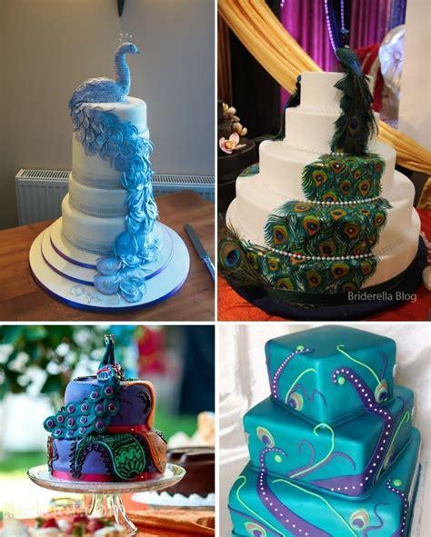 DIY Peacock Wedding Cake Decoration   YouTube