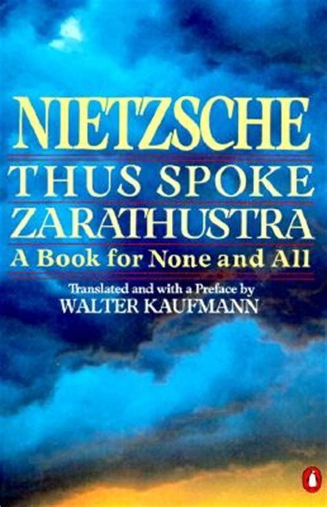 thus spoke zarathustra books thus spoke zarathustra paperback porter square books