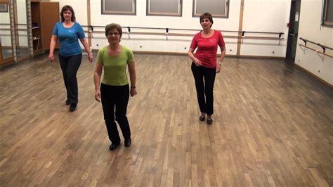 So West Coast Swing Line Dance Youtube