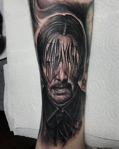 john wick tattoo design movie john wick back tattoo what do john wick s tattoos