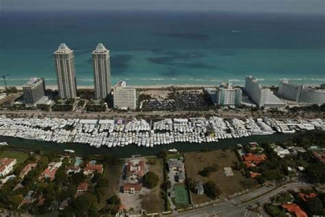 miami boat show directions miami boat show one of the largest world nautical events