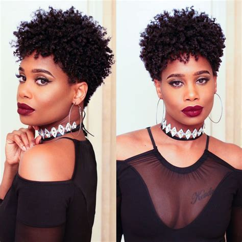 kinky hair taper designs 73 best images about my natural hair styles on pinterest
