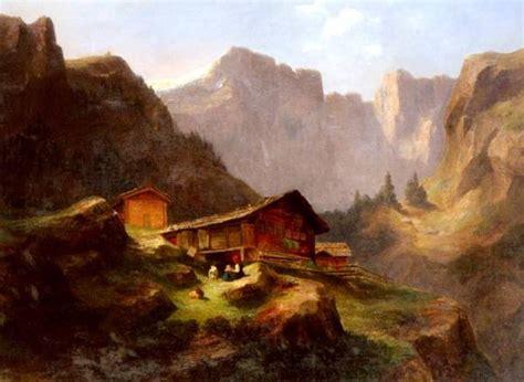 Urlaub In Den Alpen Hütte by Hutte In Den Alpen By Jost Anton Muheim