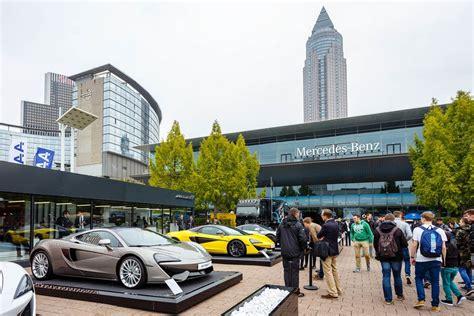 Auto Messe Frankfurt by Iaa 2017 Die Highlights Der Auto Messe Bilder Autos Post
