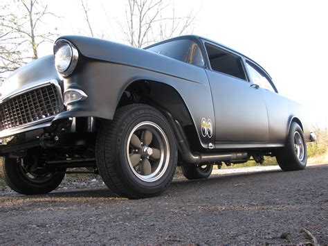 Garage Planning by 1955 Chevy Gasser