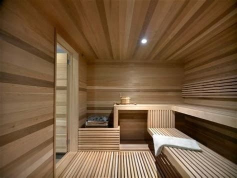 home sauna design ideas beautiful homes design
