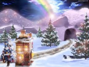 animated christmas wallpapers amazing wallpapers