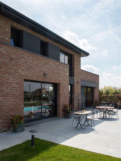 Interieur Maison Cubique by Maison Semi Cubique En Briques