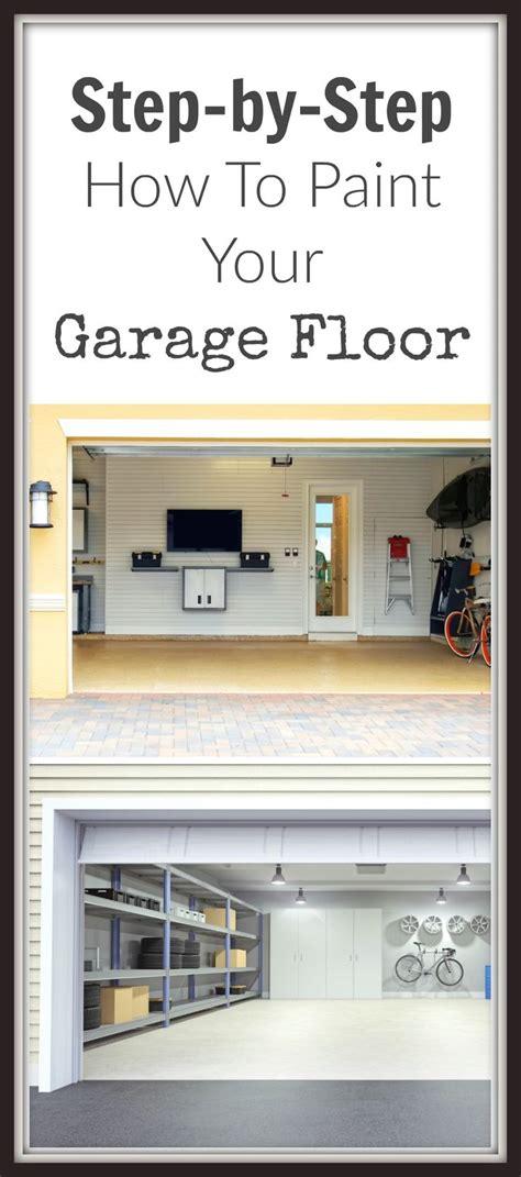 ideas  garage floor paint  pinterest epoxy garage floor coating garage flooring