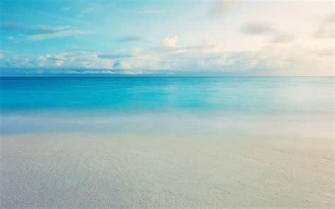 calming blue calm blue ocean wallpaper 1023809