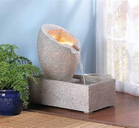 waterfall decoration for homes easy indoor waterfall ideas to develop a decoration item