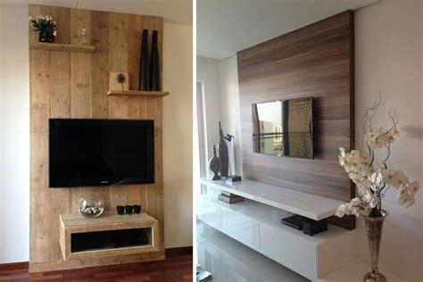 decorar salon tele la televisi 243 n suspendida en la decoraci 243 n de interiores