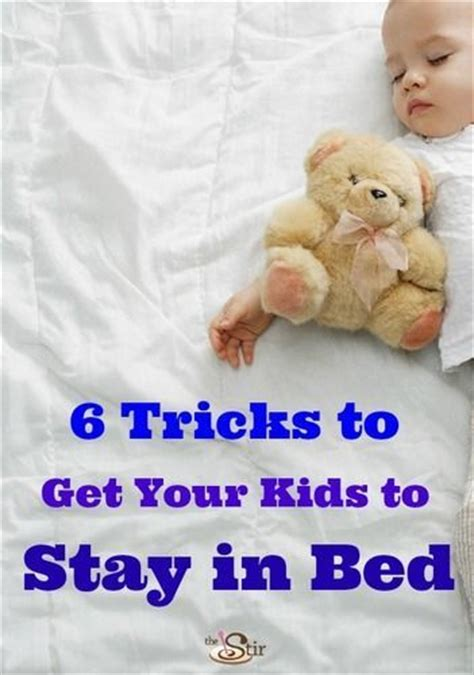 how to get toddler to sleep in own bed 6 tricks to getting your toddler to sleep in his own bed