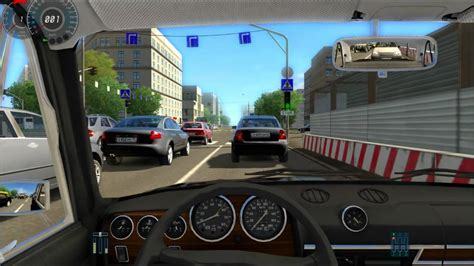 Auto Simulator Pc by City Car Simulator En Voiture Avec Bloudman Heureusement