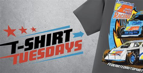 T Shirt Giveaway On Facebook - federated announces t shirt tuesdays contest on facebook aftermarketnews