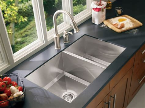 steel kitchen sink how to choose the stainless steel kitchen sink
