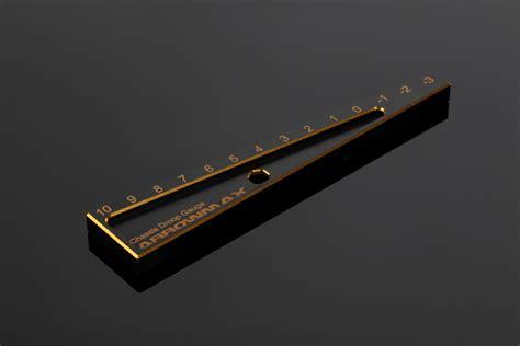 Am 170013 Arrowmax Chassis Droop new arrowmax black golden droop liverc r c