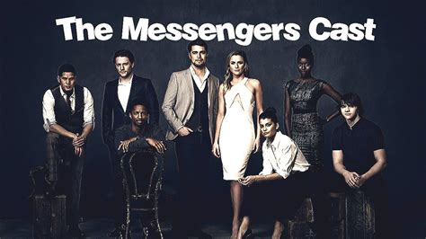 the messengers the cw new auditions for 2015 the messengers cast uptown funk youtube