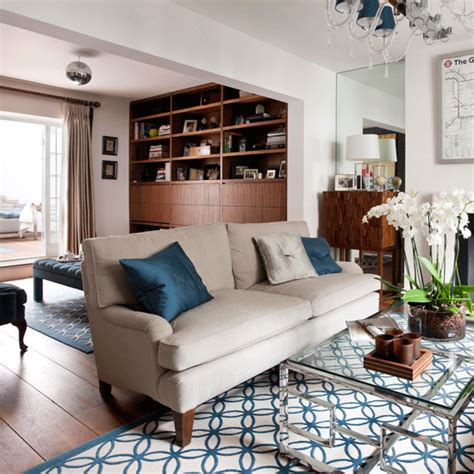 Large Living Room Rugs Uk by Zoned Living Room Housetohome Co Uk How You Arrange