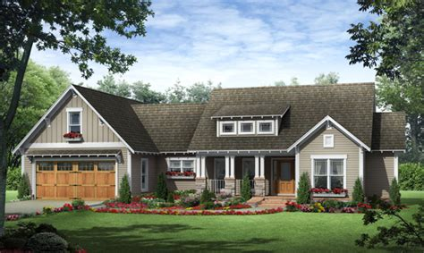 craftsman ranch home   bedrooms  sq ft house