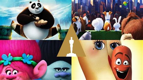 best animated 2014 oscar 2017 nominees quot best animated quot list