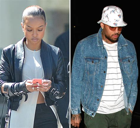 karrueche says she found out about chris brown s karrueche tran on chris brown s daughter she found out
