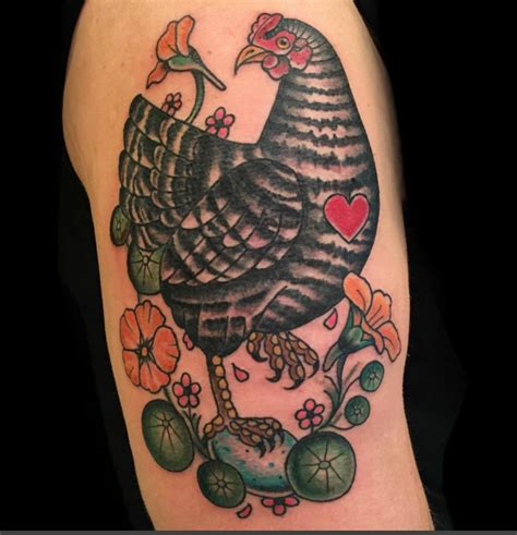 let it bleed tattoo chicken by o shea san francisco let it