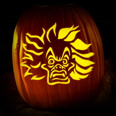scary pumpkin carvings 20 most scary pumpkin carving ideas designs
