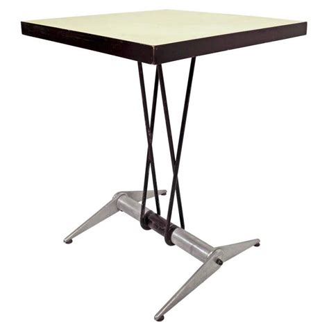 Jean Table by Jean Prouv 233 Table For The Aero Club At 1stdibs