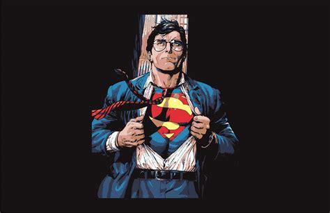 superman it superman clark kent vector