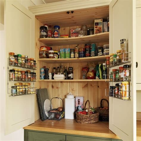Larder by Larder Step Inside This Traditional Muted Green Kitchen