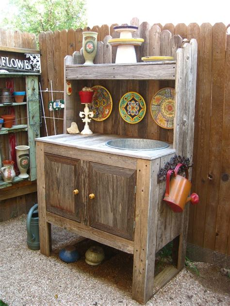 garden potting bench ideas best 25 potting benches ideas on pinterest potting