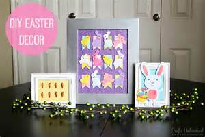 easter decorations to make for the home easter decorations diy home decor easter trio