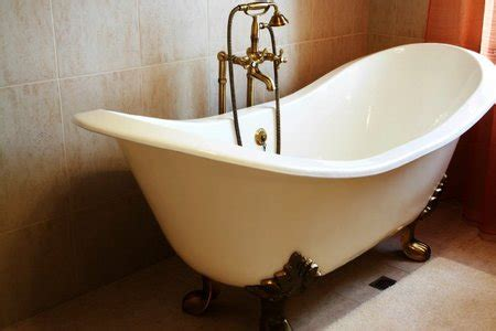 Cast Iron Sink Refinishing by How To Refinish A Cast Iron Tub Doityourself