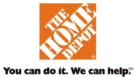 home depo symbols and logos home depot logo photos