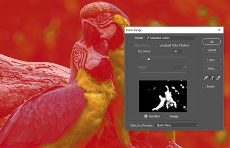 how to select a color in photoshop how to select all of the same color in photoshop