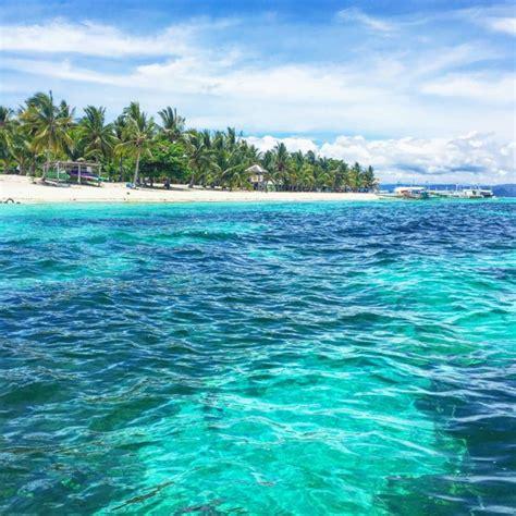 places  cebu island hopping   north www
