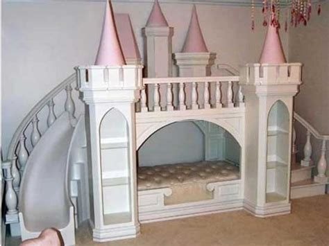 castle bed for little girl beautiful girls princess room princess castle bed by