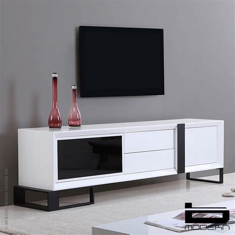 modern tv stands b modern entertainer white tv stands metropolitandecor