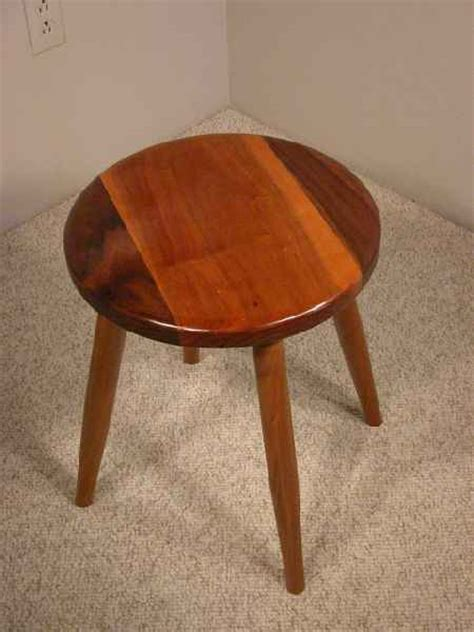Handmade Stool - custom handmade wooden stools by dumond s custom furniture
