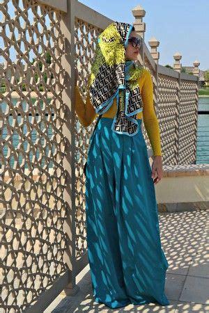 Dress Casual Box Blue Dress Anak Cakep Banget turqoise palazzo mashaallah tres hijaby fashion palazzo