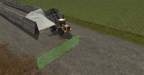 Wall Ls Wall 10 M Wiht Collision V 1 0 Placeable Fs17 Farming