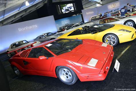 90s Lamborghini Auction Results And Data For 1990 Lamborghini Countach