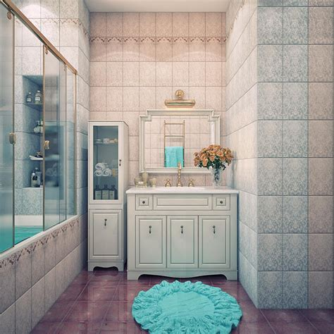Jaw Droppingly Gorgeous Bathrooms That Combine Vintage Vintage Modern Bathroom