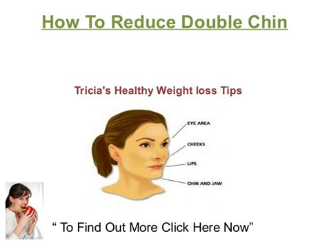 double chin exercises how to reduce double chin