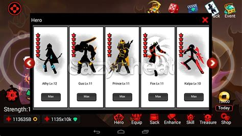 league of stickman full version update league of stickman reaper cheats v2 5 1 apps android games